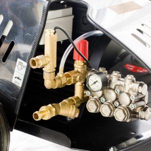 חלקים ואביזרים למכונות שטיפה בלחץ